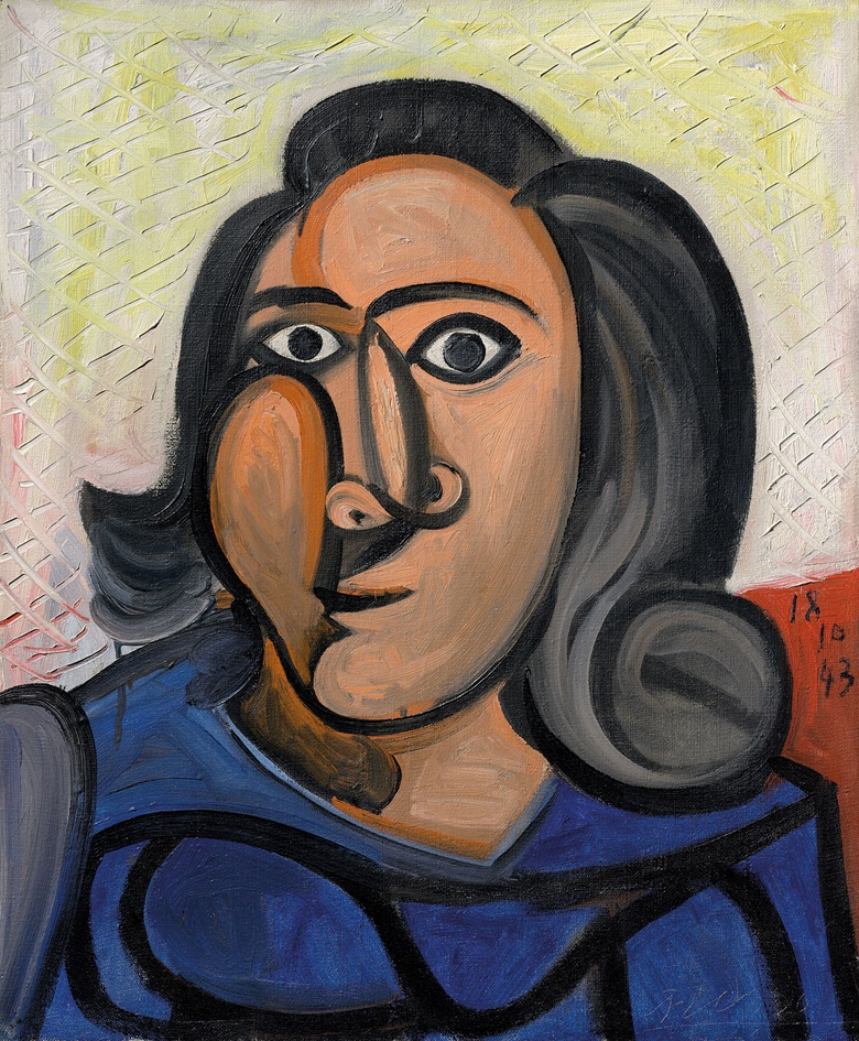 pablo picasso life of the genius and person