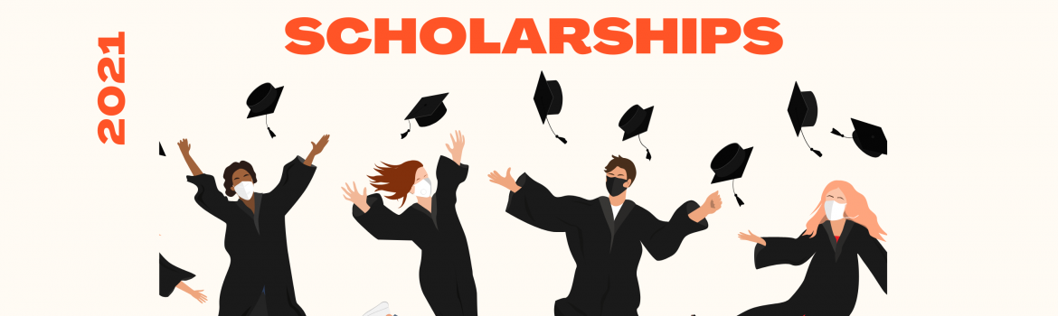 Banner Image About Scholarships 2021 for Students.
