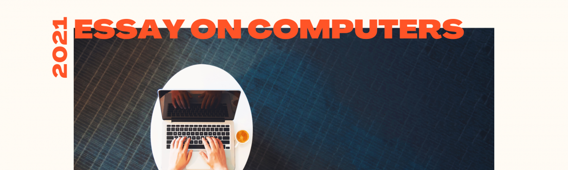 Image Banner for a post Essay about Computers.